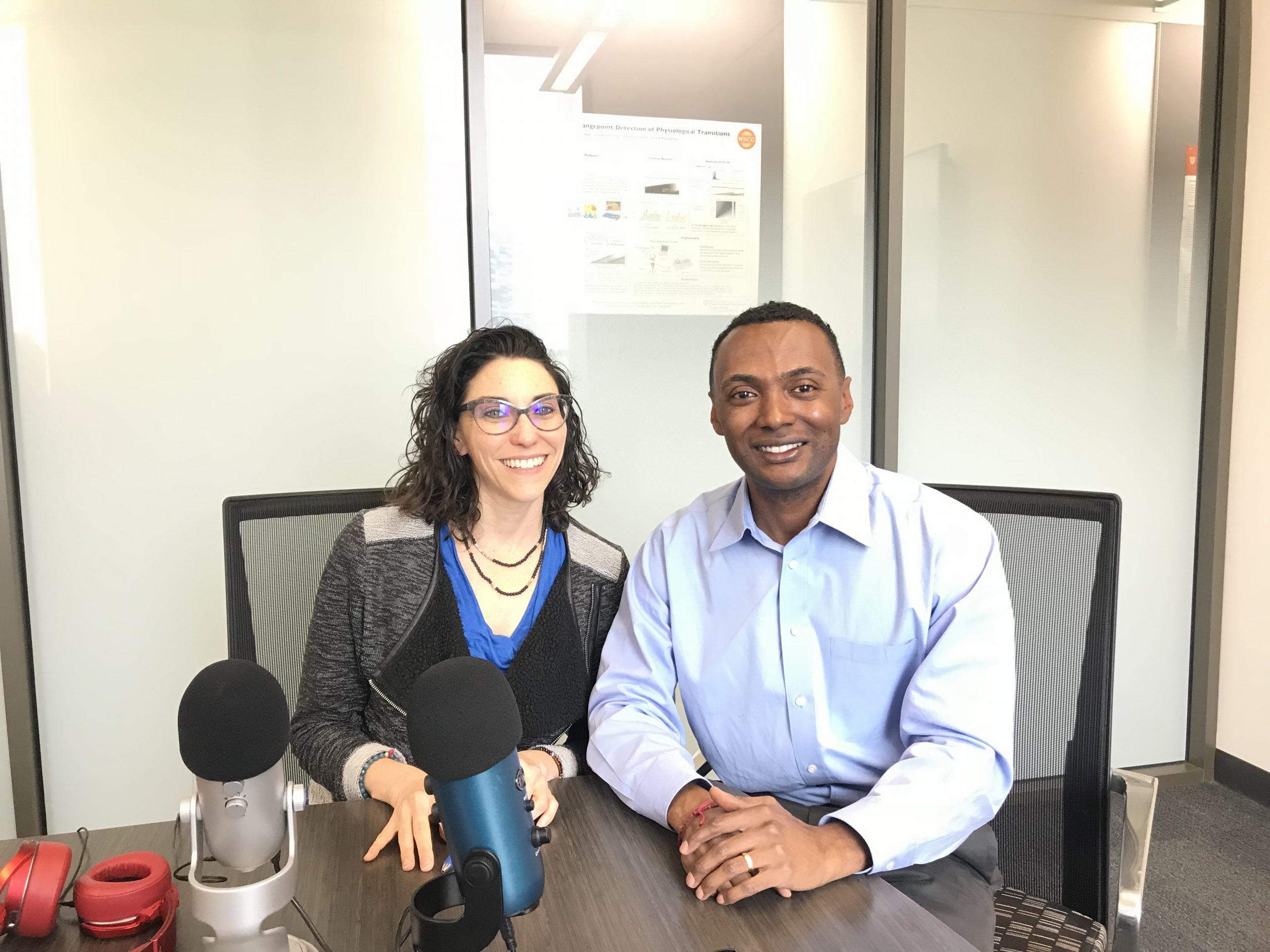 Pursuing wellness together. Dr. Brown & Dr. Ashley Maltz