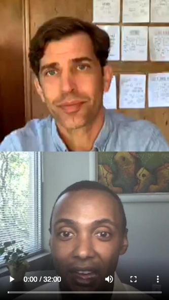"""Men-s-Health-on-Instagram-""""How-can-we-do-better-talking-about-race-racism-and-mental-health-menshealthmag-Advisory-Board-members-psychiatrists-Greg-Brown-MD-and…"""""""